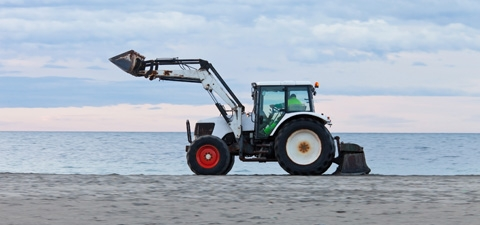 Sand Sanitizing - Beach & Playground