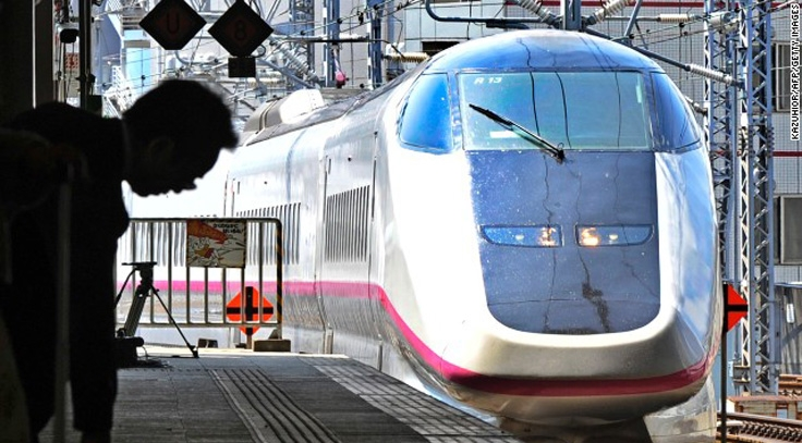 Why high-speed rail is safe, smart